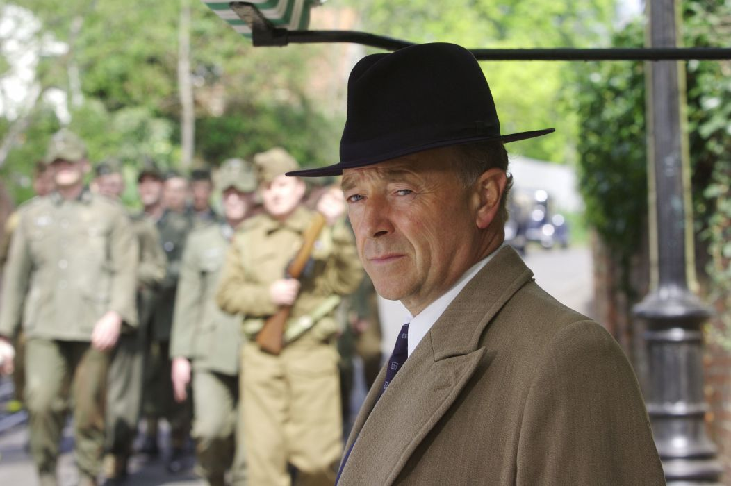 FOYLES WAR crime drama television   e wallpaper