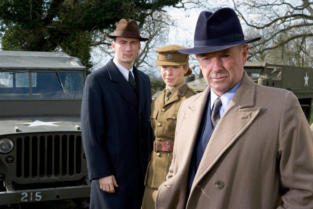 FOYLES WAR crime drama television   re wallpaper