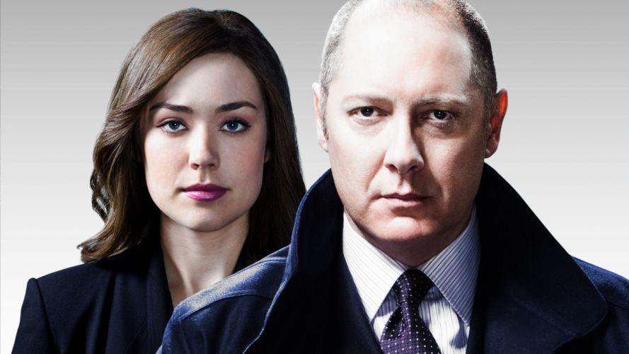 THE BLACKLIST crime drama television j wallpaper