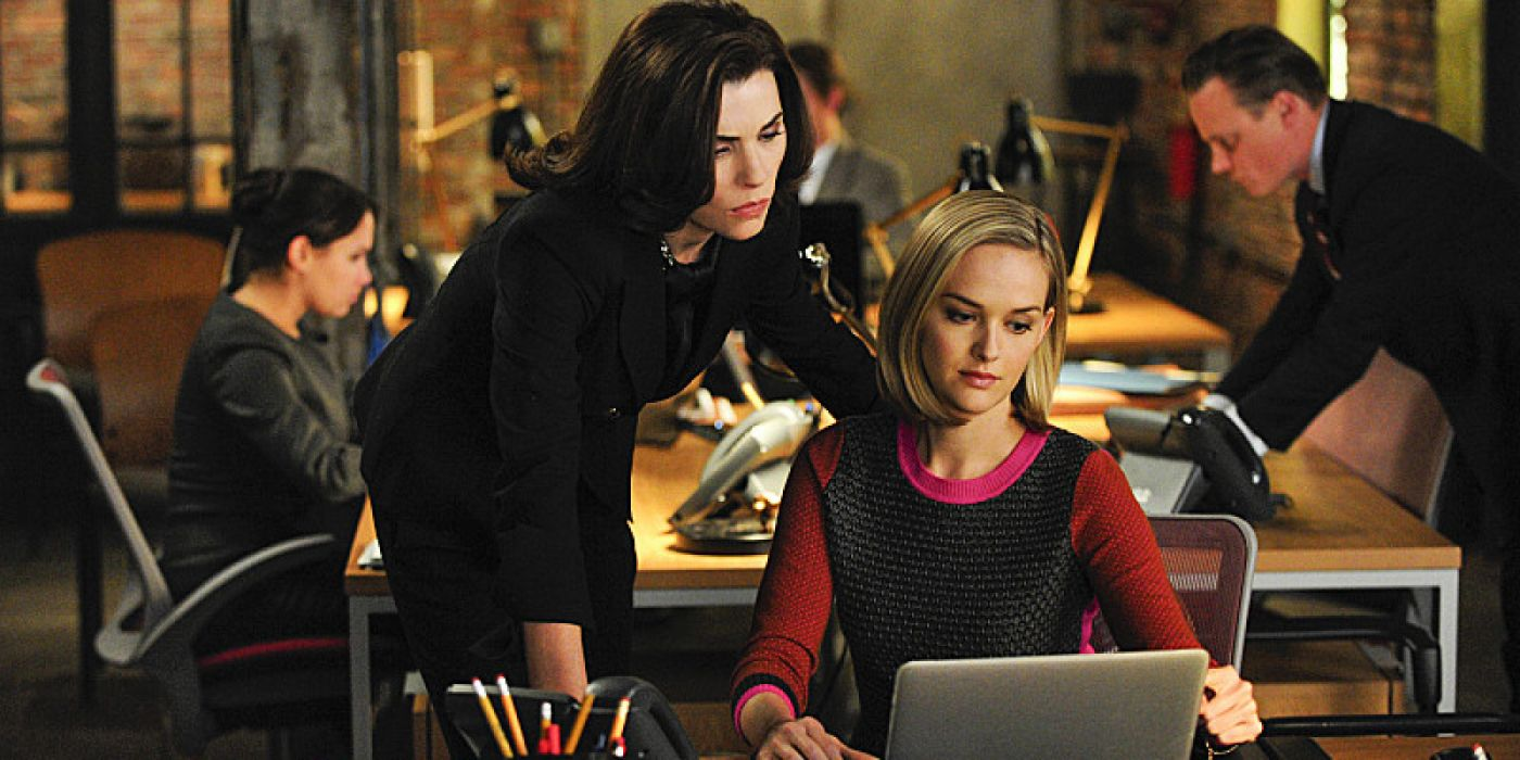 THE-GOOD-WIFE legal drama crime television good wife   t wallpaper