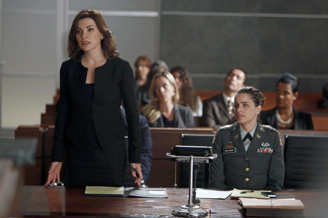 THE-GOOD-WIFE legal drama crime television good wife   u wallpaper