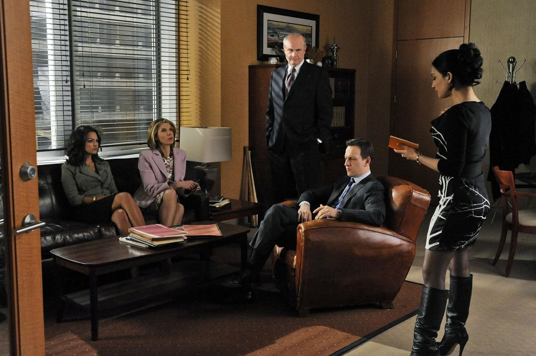 THE-GOOD-WIFE legal drama crime television good wife  ey wallpaper
