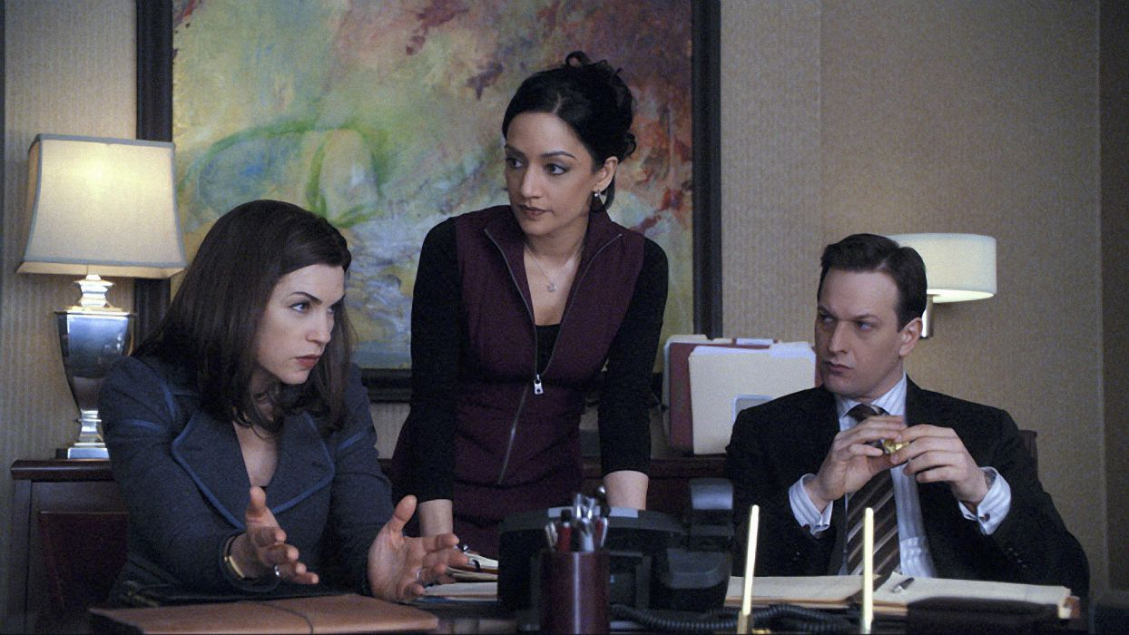 THE-GOOD-WIFE legal drama crime television good wife  ru wallpaper
