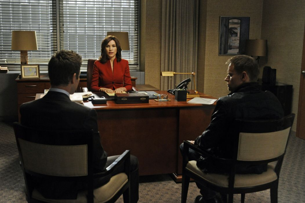 THE-GOOD-WIFE legal drama crime television good wife  ry wallpaper