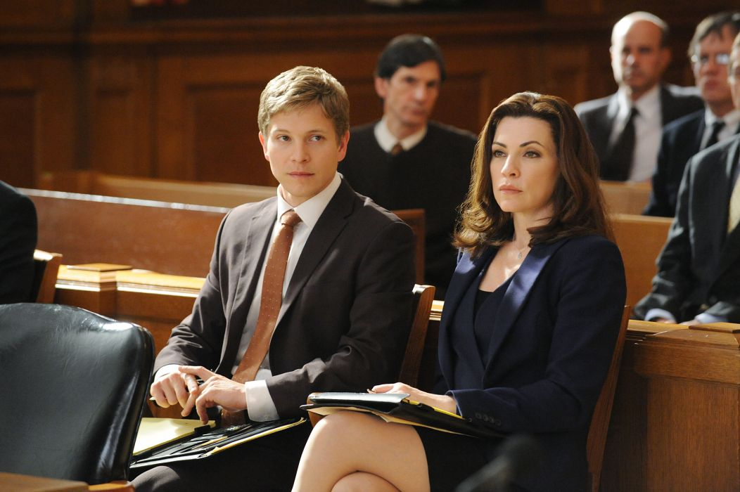 THE-GOOD-WIFE legal drama crime television good wife  uw wallpaper