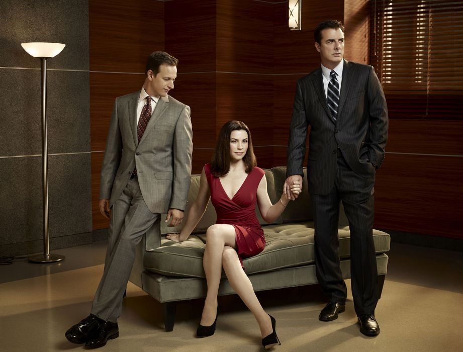 THE-GOOD-WIFE legal drama crime television good wife  f wallpaper