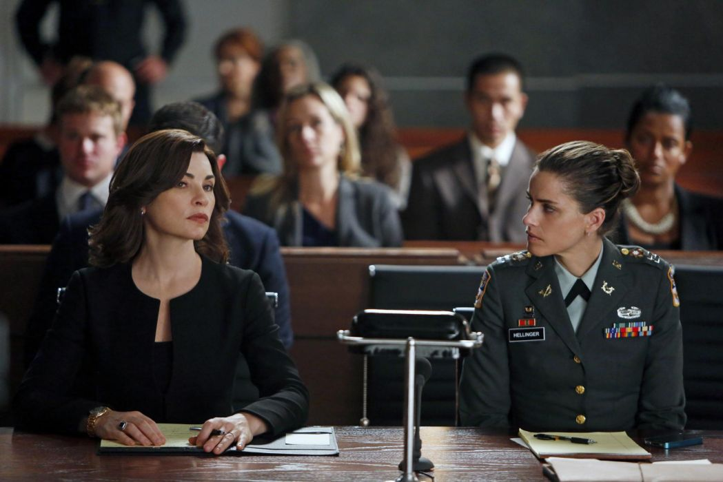 THE-GOOD-WIFE legal drama crime television good wife rq wallpaper
