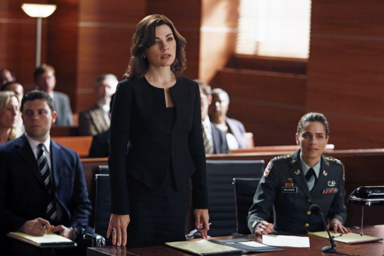 THE-GOOD-WIFE legal drama crime television good wife h wallpaper