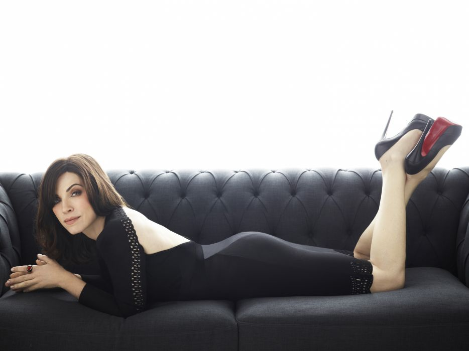 THE-GOOD-WIFE legal drama crime television good wife julianna margulies mood sexy babe       rw wallpaper