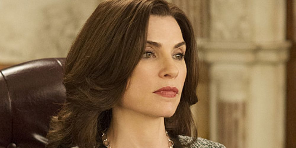 THE-GOOD-WIFE legal drama crime television good wife julianna margulies mood sexy babe actress f wallpaper