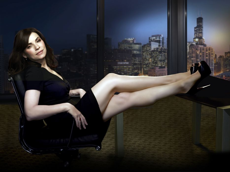 THE-GOOD-WIFE legal drama crime television good wife mood sexy babe g wallpaper