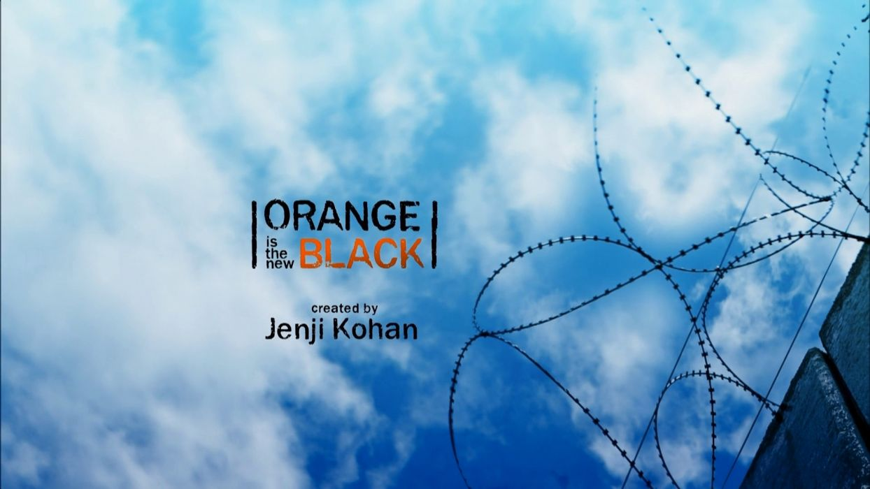 zORANGE-IS-THE-NEW-BLACK comedy drama orange new black poster    gs wallpaper
