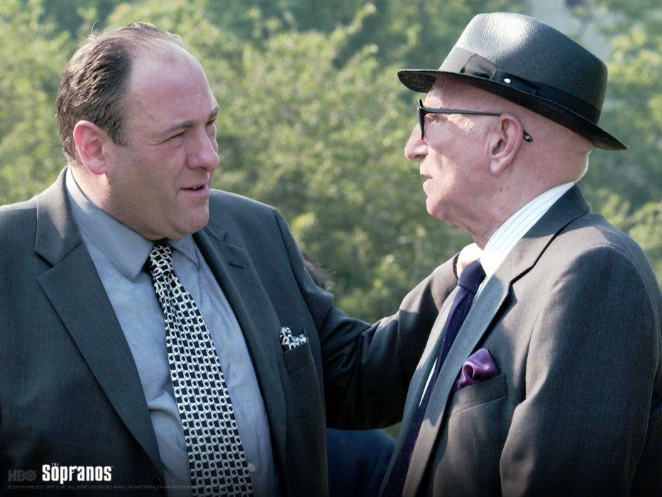 THE SOPRANOS crime drama mafia television hbo     f wallpaper
