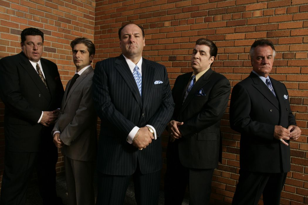 THE SOPRANOS crime drama mafia television hbo        f wallpaper