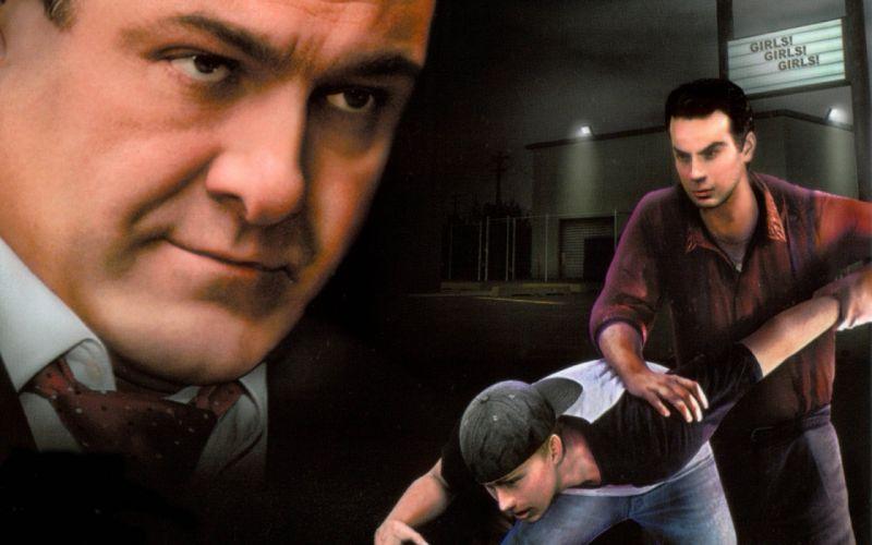 SOPRANOS crime drama mafia television hbo g (6) wallpaper
