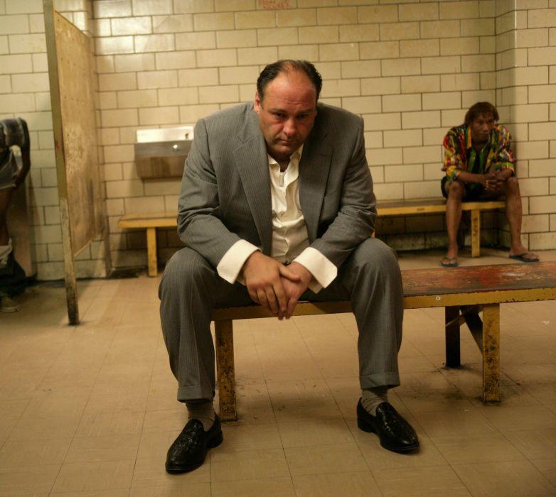 SOPRANOS crime drama mafia television hbo  ei (2) wallpaper