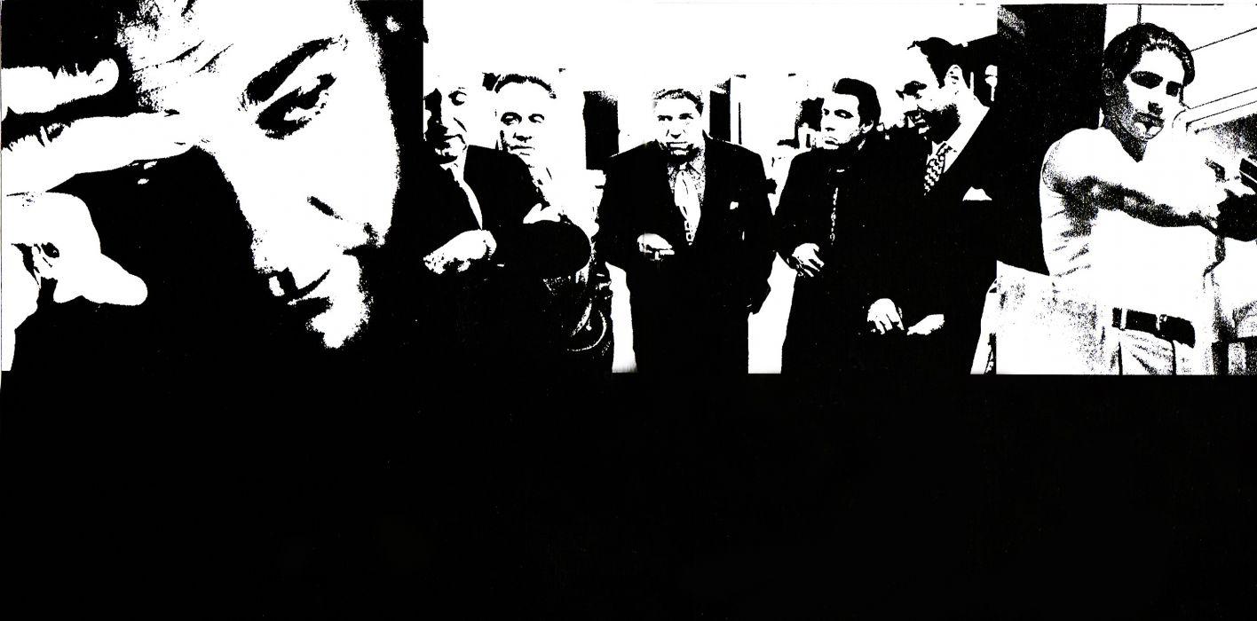 SOPRANOS crime drama mafia television hbo  ei (17) wallpaper
