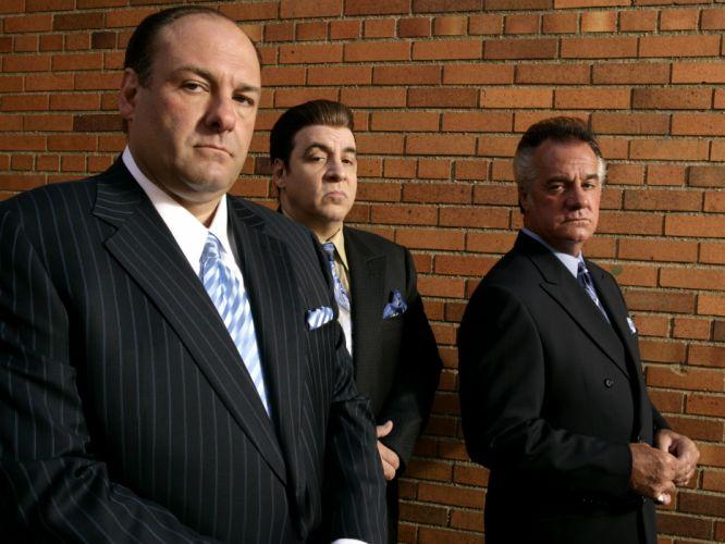 SOPRANOS crime drama mafia television hbo ei (18) wallpaper