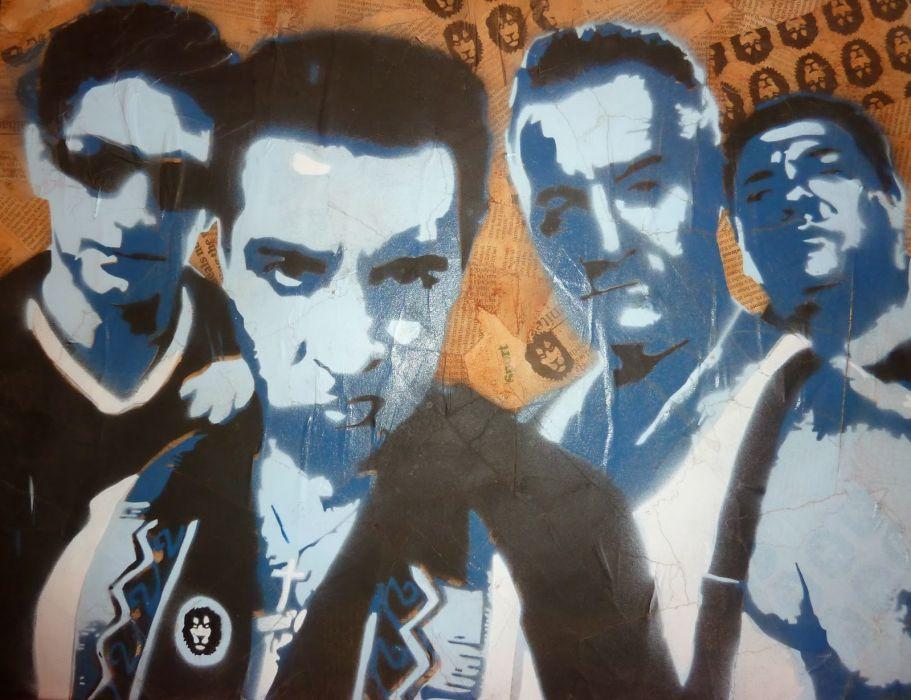 SOPRANOS crime drama mafia television hbo  ei (20) wallpaper