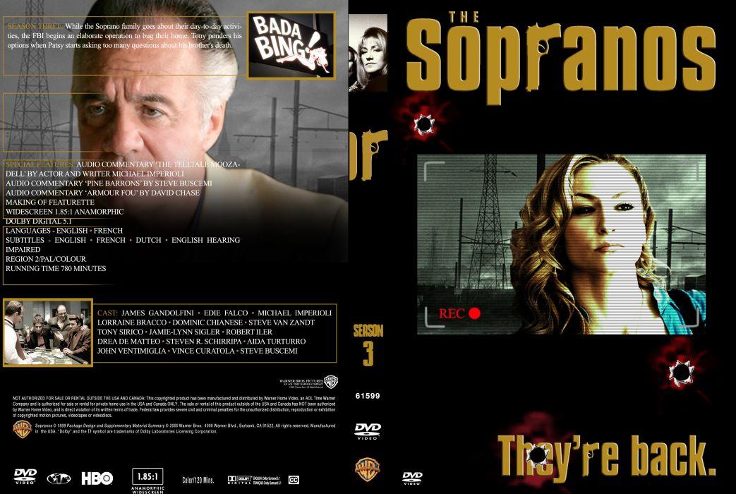 SOPRANOS crime drama mafia television hbo  rq (11) wallpaper