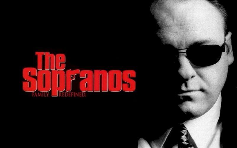 SOPRANOS crime drama mafia television hbo rq (19) wallpaper
