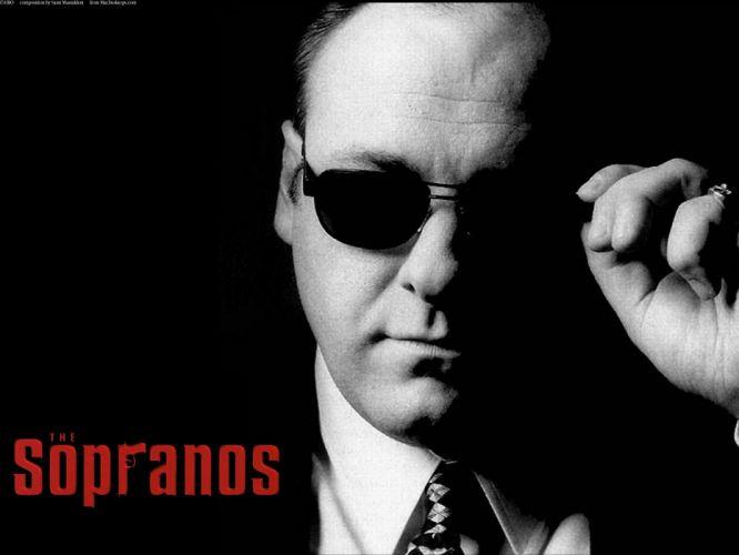 SOPRANOS crime drama mafia television hbo rq (22) wallpaper