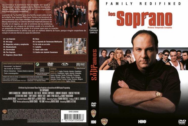 SOPRANOS crime drama mafia television hbo poster fw (1) wallpaper