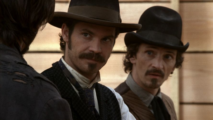 DEADWOOD hbo western drama television f wallpaper