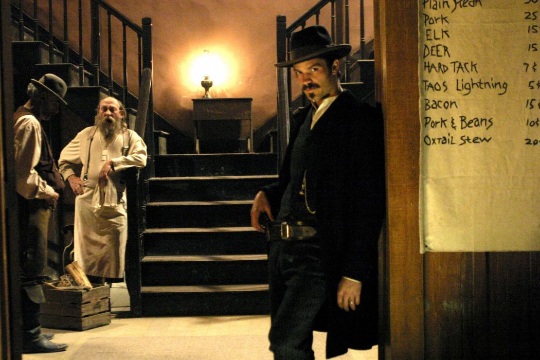 DEADWOOD hbo western drama television    kf wallpaper