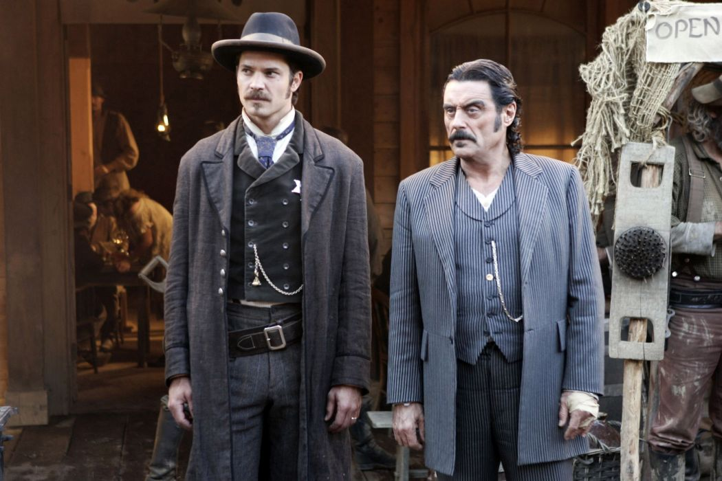 DEADWOOD hbo western drama television  h wallpaper
