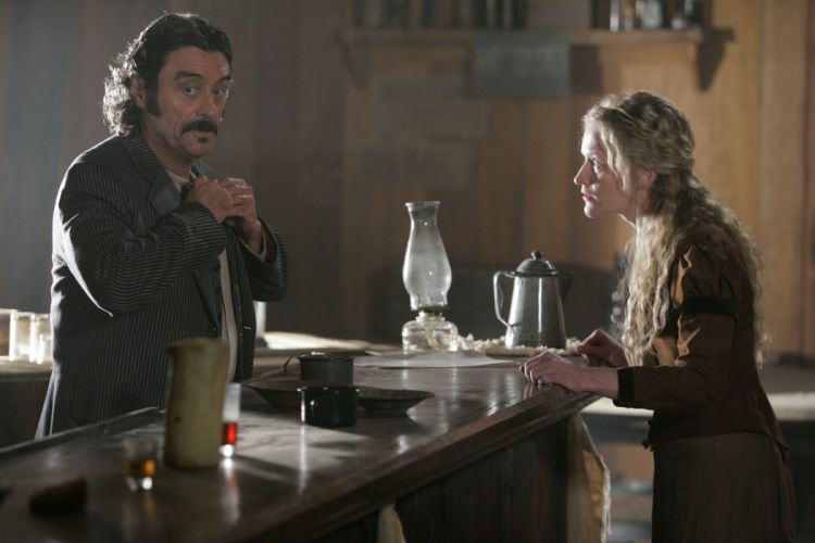 DEADWOOD hbo western drama television j wallpaper