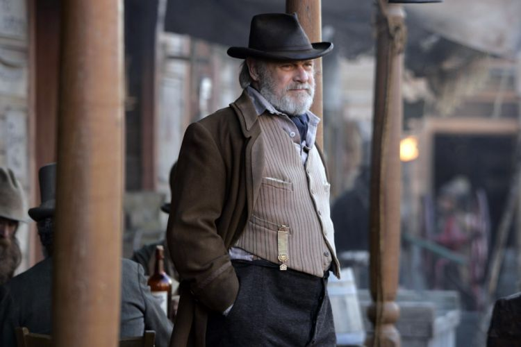DEADWOOD hbo western drama television dy wallpaper