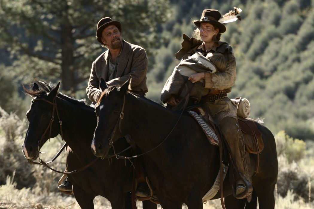 DEADWOOD hbo western drama television horse     g wallpaper