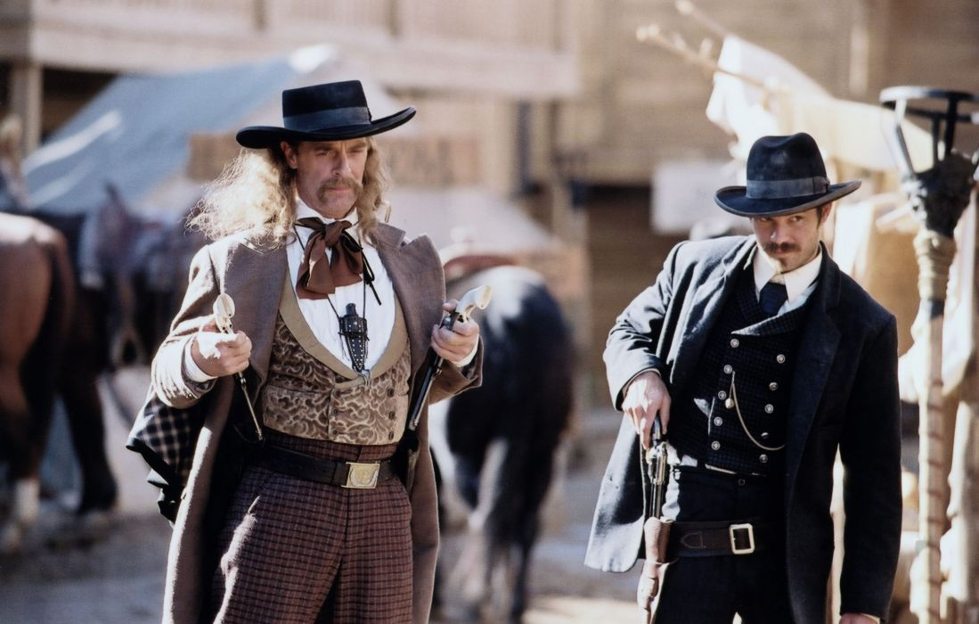 DEADWOOD hbo western drama television weapon gun pistol      g wallpaper
