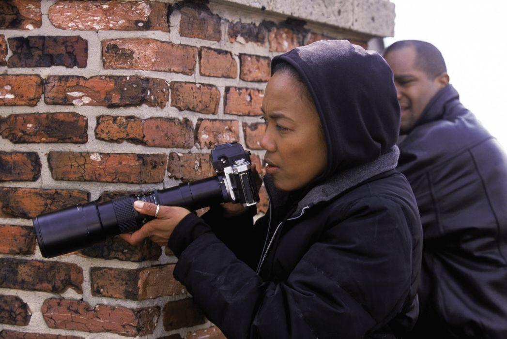 THE-WIRE hbo crime drama television camera     g wallpaper