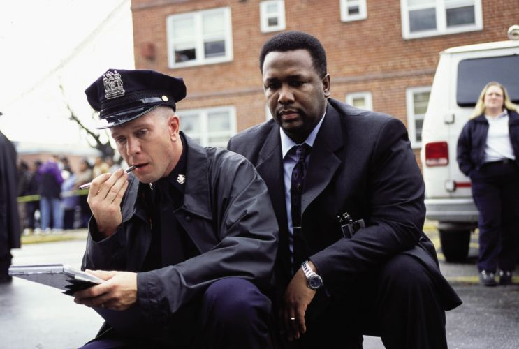 THE-WIRE hbo crime drama television police h wallpaper
