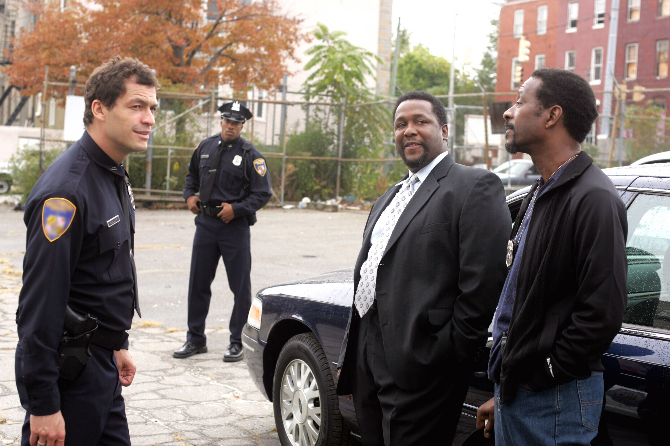 THE-WIRE hbo crime drama television police f wallpaper | 2592x1728 | 207671  | WallpaperUP