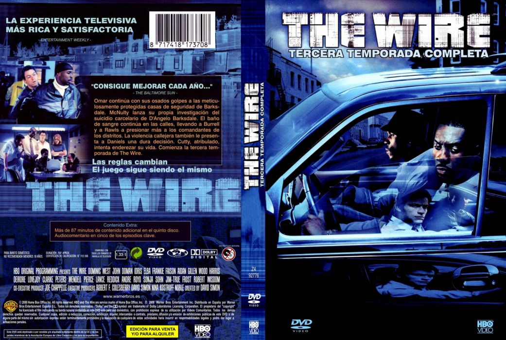 THE WIRE Hbo Crime Drama Television Poster G Wallpaper