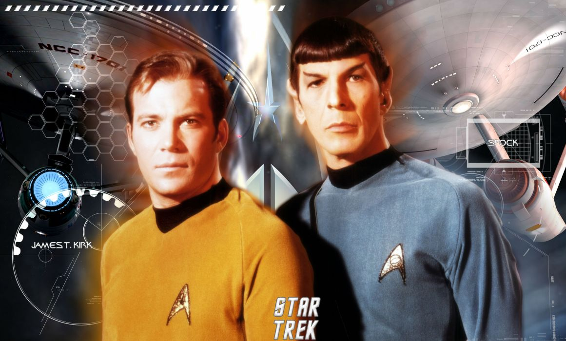 STAR TREK sci-fi action adventure television      ff wallpaper