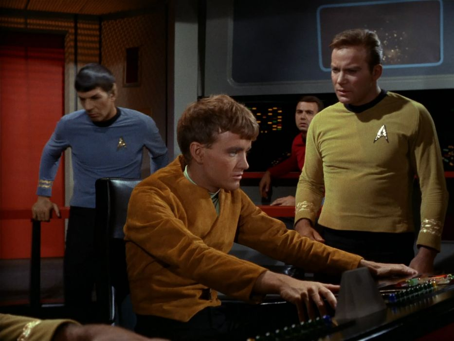 STAR TREK sci-fi action adventure television     ep wallpaper