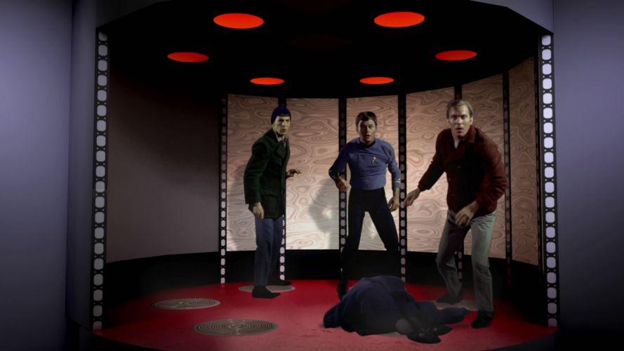 STAR TREK sci-fi action adventure television u wallpaper
