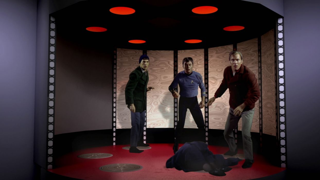 STAR TREK sci-fi action adventure television    u wallpaper