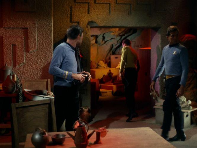 STAR TREK sci-fi action adventure television g wallpaper