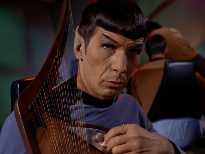 STAR TREK sci-fi action adventure television music mood guitar g wallpaper