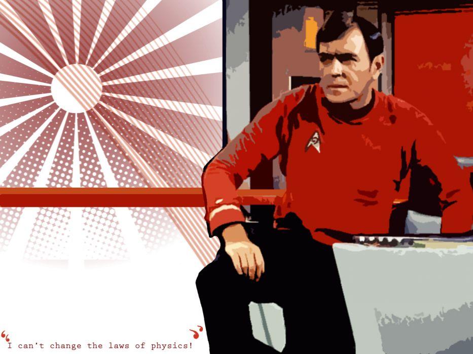 STAR TREK sci-fi action adventure television poster     h wallpaper