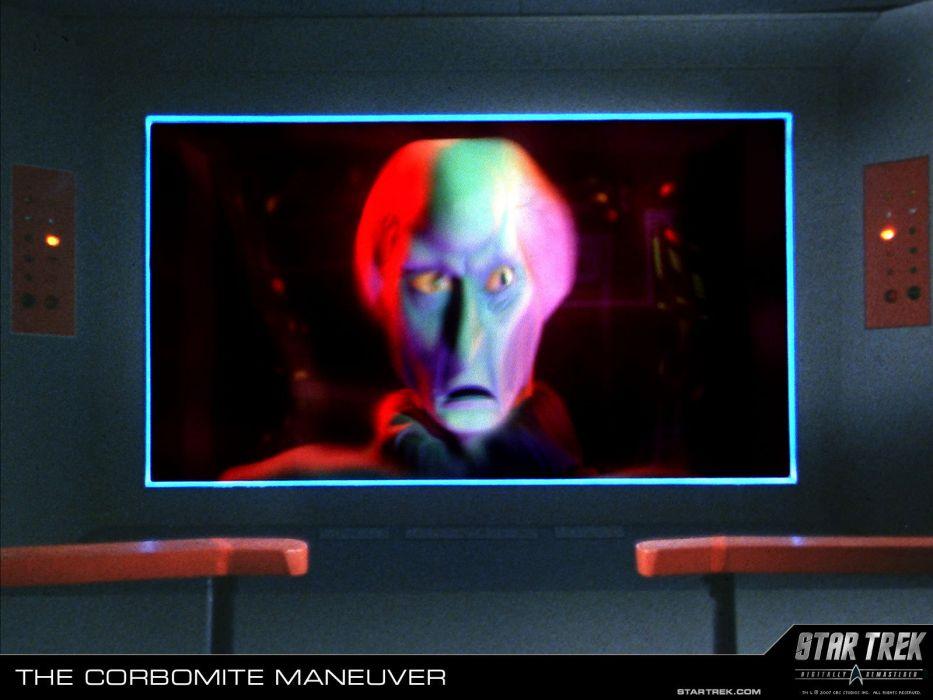 STAR TREK sci-fi action adventure television poster alien  gd wallpaper