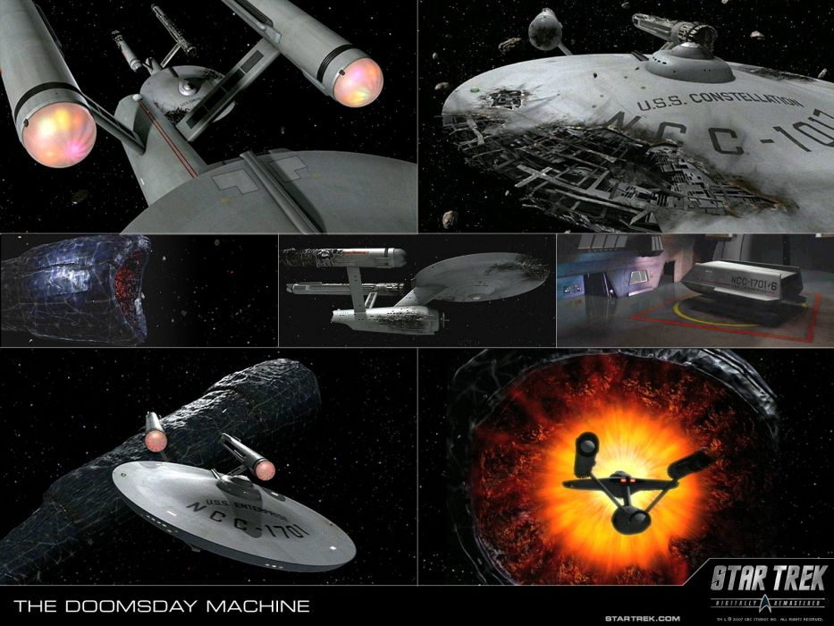 STAR TREK sci-fi action adventure television poster spaceship collage  g wallpaper