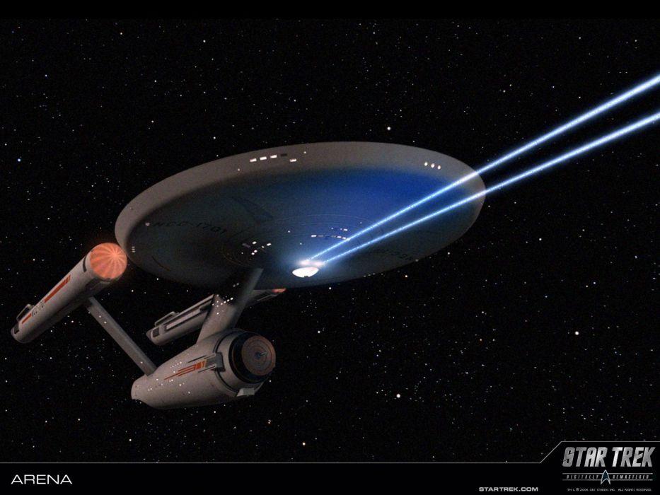 STAR TREK sci-fi action adventure television poster spaceship space stars battle      g wallpaper