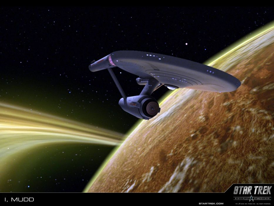 STAR TREK sci-fi action adventure television poster spaceship space stars planet   g wallpaper