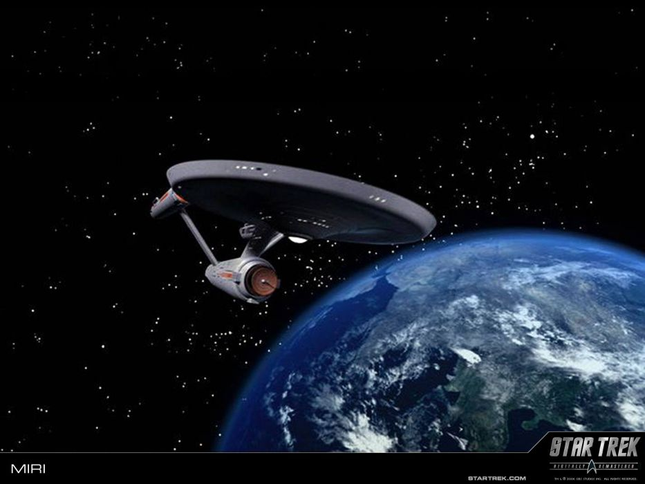 STAR TREK sci-fi action adventure television poster spaceship space stars planet d wallpaper